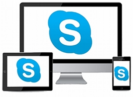 Learn Spanish via Skype or Google Hangouts